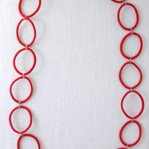 Circles red