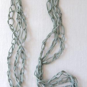 Multi-String crochet mint