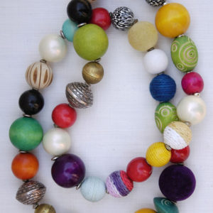 Bauble multi-colour
