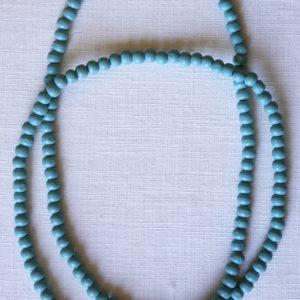 Wood turquoise pastel