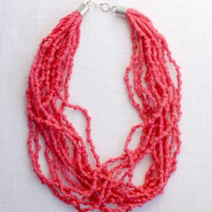 Knots Cord Coral