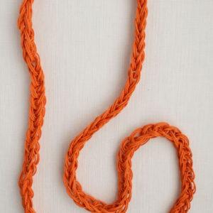 Plait Long Orange