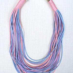 Elastic multi strand pastel