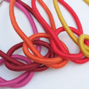 One Knot Close Up