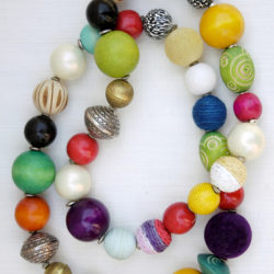 Bauble multi colour